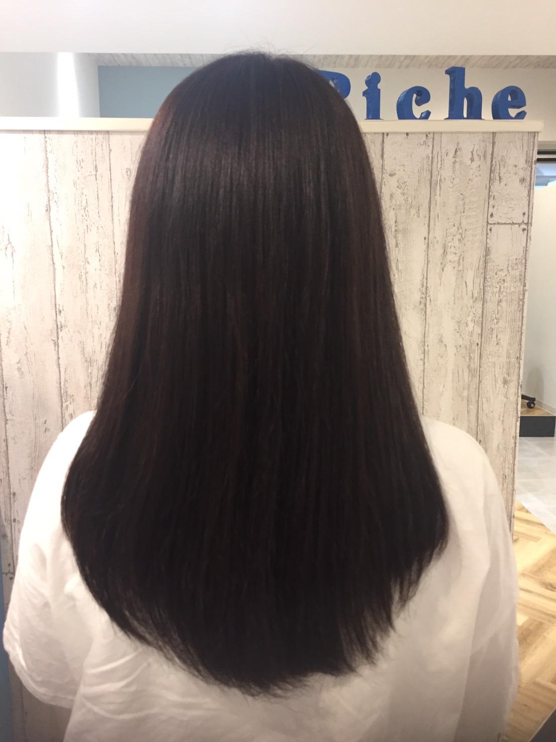 【エイジングケアに特化。あなた本来のツヤ髪&モテ髪】
